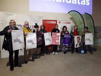 """Unidas Podemos abogan por """"políticas sociales"""" y un gobierno que """"ponga en el centro a la gente"""""""