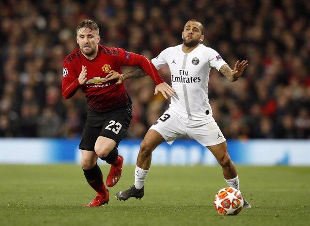 UEFA Champions League - Manchester United vs Paris Saint Germain
