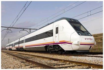Una incidencia técnica en las instalaciones motiva un retraso de una hora y media en un media distancia Jaén-Sevilla