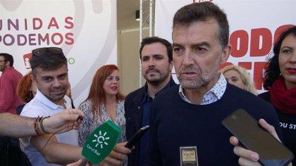 """Maíllo defiende el proyecto de cambio social y económico de Unidas Podemos frente a la """"orgía de las derechas"""""""