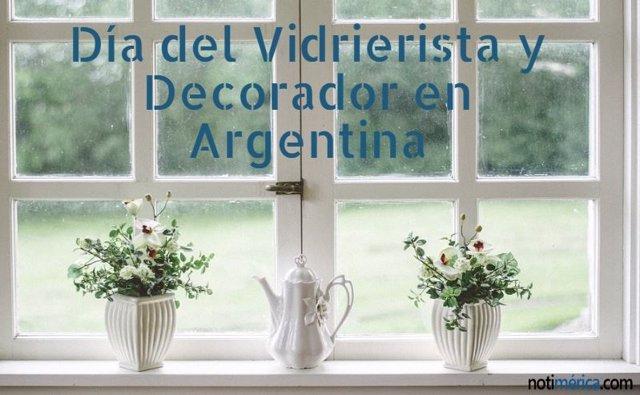 12 De Abril: Día Del Vidrierista Y Decorador En Argentina, ¿Qué Se Celebra En Es