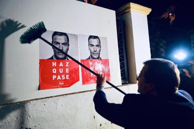 """28A.- Vara Defiende Que El PSOE Es El """"Único Partido Que Defiende La Unidad De España Uniendo Españoles"""" Y No Dividiendo"""