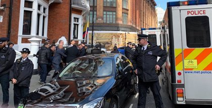 El Comité para la Protección de los Periodistas expresa su preocupación por la situación de Assange