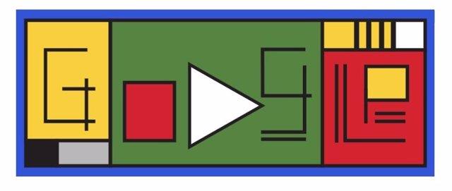 Google celebra con un 'doodle' especial 100 años de la Escuela de la Bauhaus