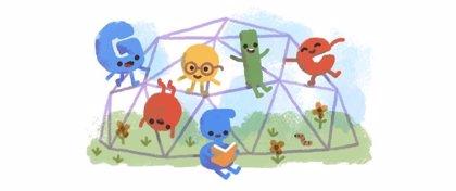 Google celebra el Día del Niño en Bolivia con un 'doodle' interactivo