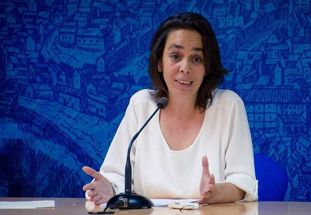 Helena Galán, concejal Ganemos