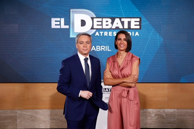 Atresmedia presenta el debate a cinco (con los candidatos de PSOE, PP, Ciudadanos, Podemos y Vox) que tendrá lugar el 23 de abril