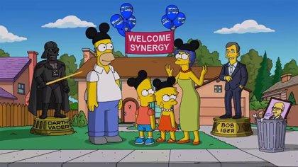 """Los Simpson estarán disponibles al completo en Disney+: """"¡Saludad a nuestros nuevos dueños corporativos!"""""""