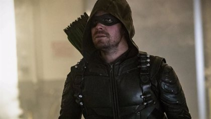 Arrow termina el rodaje de su 7ª temporada