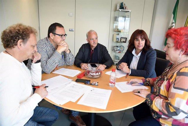 Granada.- La Diputación, Unesco Andalucía y la Universidad promueven un espacio provincial de diálogo entre culturas