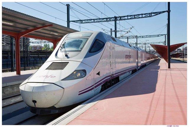 Renfe programa la circulación del segundo servicio Alvia entre Madrid y Murcia a partir del 20 de mayo