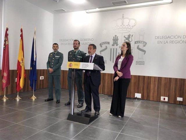 S.Santa.- Arranca este viernes la Operación Semana Santa con 150.000 desplazamientos en las carreteras de Murcia