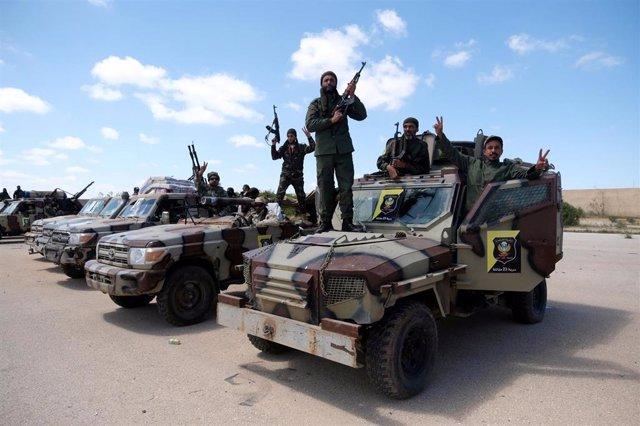 Estalla el conflicto en Libia