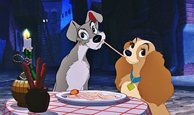 Primera imagen del remake de acción real de La dama y el vagabundo que estrenará Disney+
