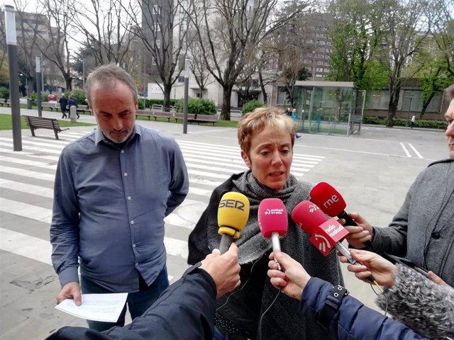 """28A.- Pozueta Dice Que EH Bildu Es Quien """"Va A Marcar Realmente El Límite A La Derecha"""""""