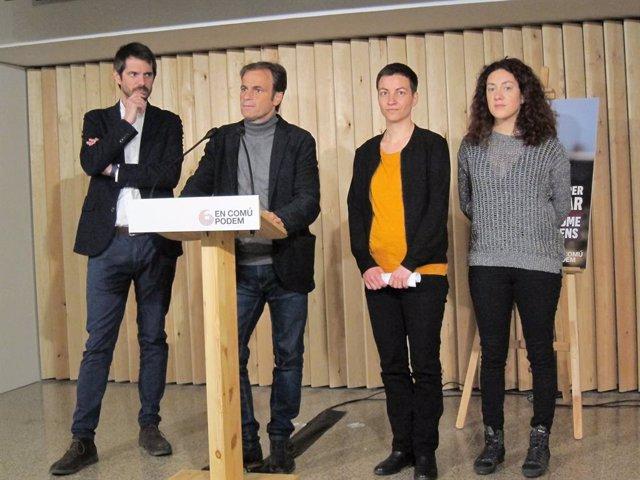 """28A.- ECP Proposa Crear Un Impost Verd A les Grans Fortunes Per """"Rescatar El Planeta"""""""