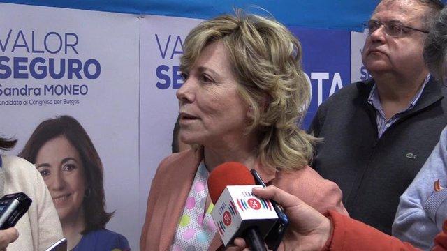 """28A.-Del Castillo Defiende El """"Liderazgo"""" Del PP En La Lucha Contra El Cambio Climático Para Evitar Que Sea """"Una Amenaza"""