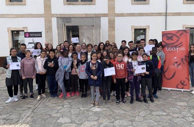 Més de setanta alumnes de set centres de Mallorca participaran al mercat d'emprenedors Icape d'Inca