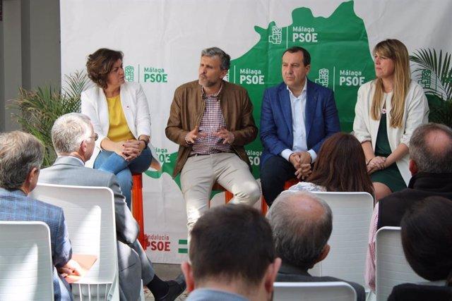 Málaga.- 28A.- El PSOE defiende que solo Sánchez blindará la Ley de Dependencia con 900 millones de euros
