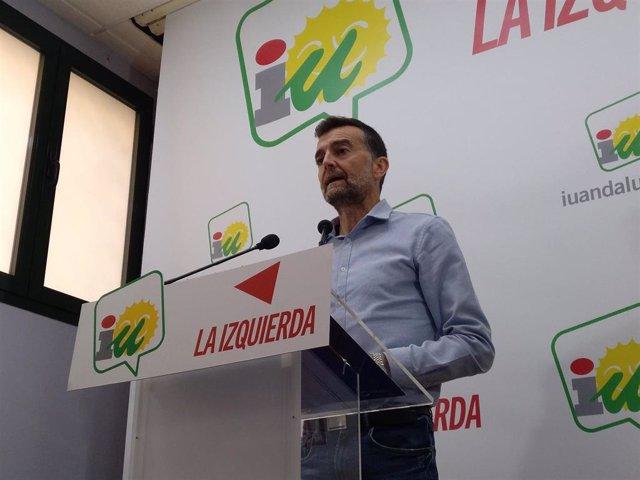 """Adelante exige al Gobierno andaluz que salde su deuda por la Patrica con los ayuntamientos, que """"son su cuarto plato"""""""