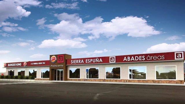 Grupo Abades amplía su expansión nacional con la apertura de un área de servicio en Murcia