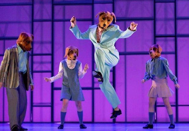 Cultura.- La danza familiar protagonista del fin de semana de Dansa València