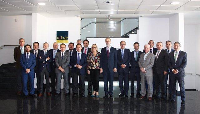 CTA reúne al secretario de Estado de Energía con un grupo de empresas innovadoras del sector energético