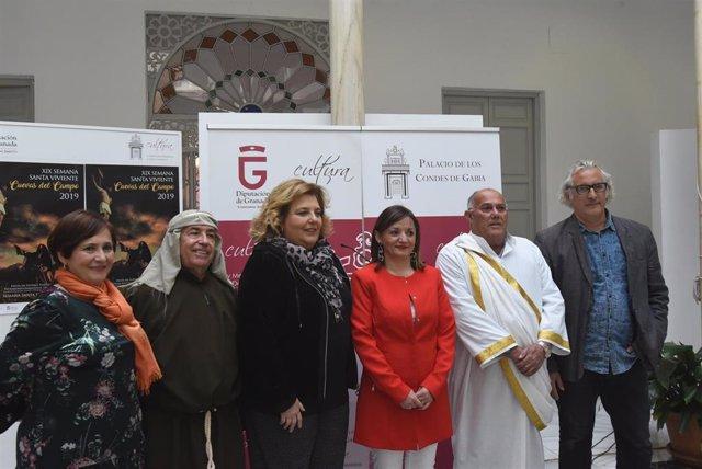 Granada.- S.Santa.- Turismo.- Más de 600 vecinos se implican en la Semana Santa Viviente de Cuevas del Campo