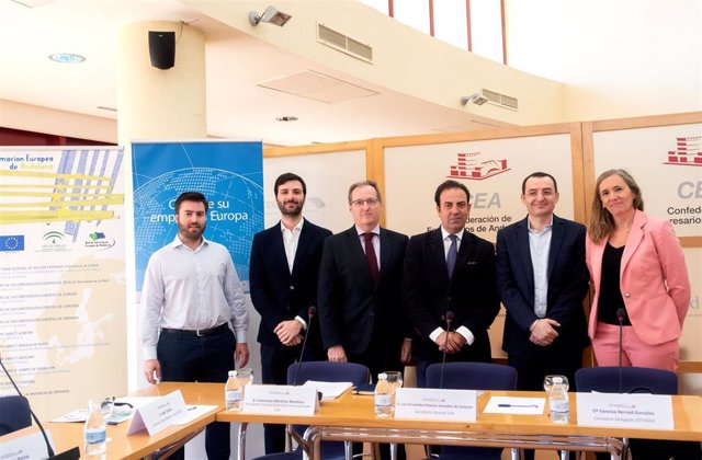 La CEA presenta a las empresas los programas del Banco Europeo de Reconstrucción y Desarrollo