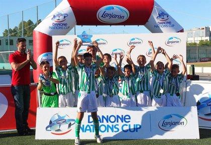 La Fase Sur de la Danone Nations Cup se celebra en Alhaurín de la Torre el próximo martes