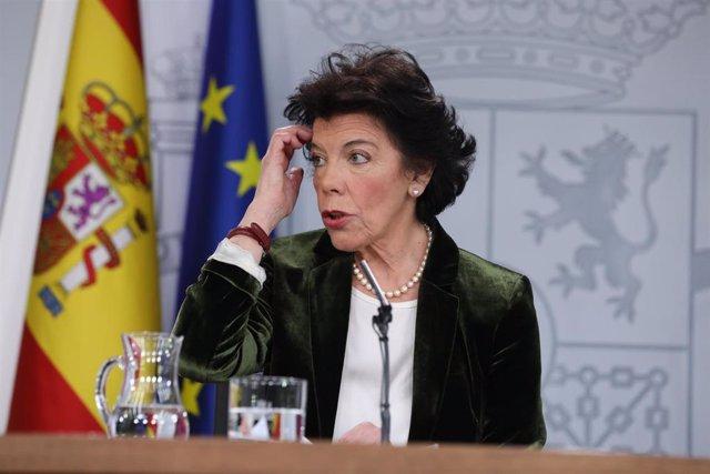 AMP.Consejo.- El Gobierno destina 20 millones de euros a la restauración ambiental de minas clausuradas
