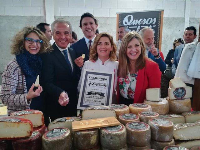 CádizAlDía.- El queso artesanal de Andalucía vuelve a mostrar su pujanza en la Feria de Villaluenga