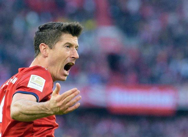 Germany Bundesliga - Bayern Munich vs Borussia Dortmund