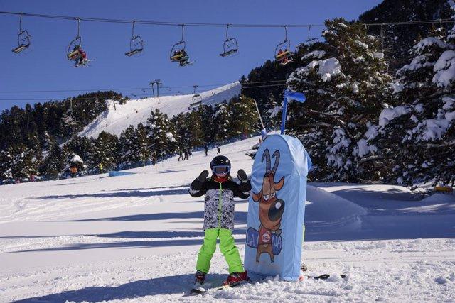 La Molina, Port Ainé i Vallter 2000 ofereixen més de 60 quilmetres esquiables