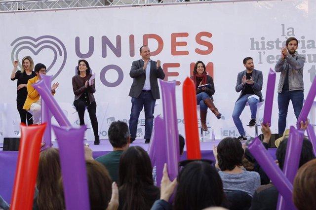"""Martínez Dalmau asegura que Puig """"romperá el Botànic si no apoya un gobierno con Podemos en España"""""""