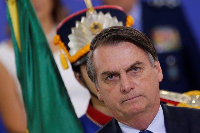 Venezuela.- Bolsonaro asegura que consultará al Congreso en caso de intervención militar en Venezuela