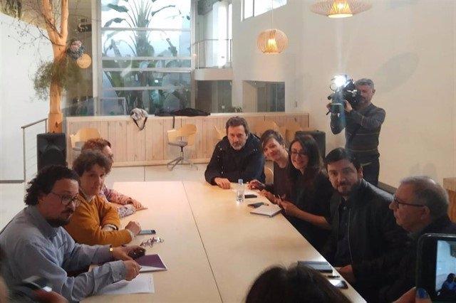 Madrid en Pie espera una última reunión con Podemos para cerrar una confluencia a horas del cierre de la inscripción