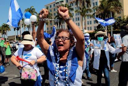 La oposición nicaragüense convoca una marcha este miércoles con motivo del aniversario del inicio de las protestas