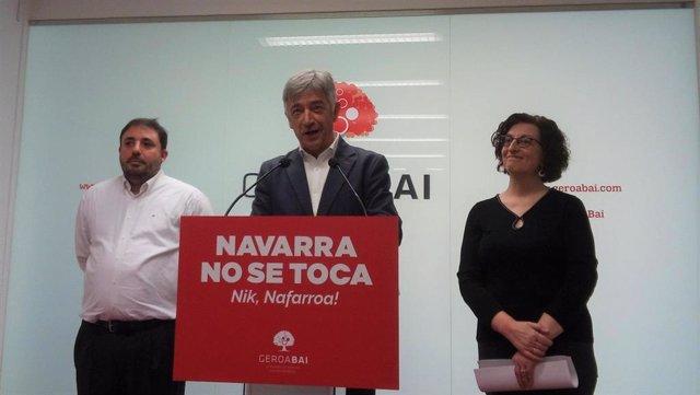"Martínez (Geroa Bai) aboga por ""despenalizar"" la eutanasia con ""las suficientes salvaguardas"""