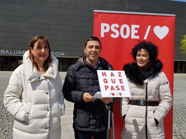 28A.- Magdaleno (PSN) Apuesta Por Un Pacto De Estado Para Que La Inversión En Educación Sea Del 5% Del PIB