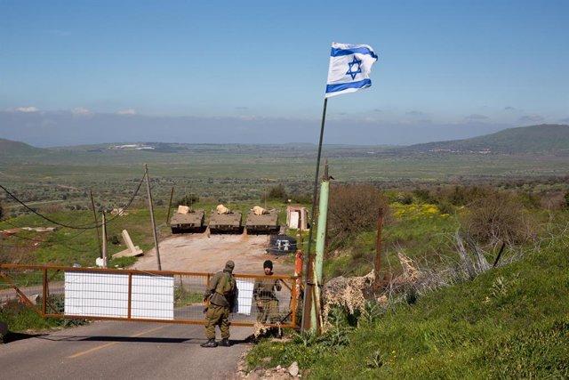 Israel/Siria.- Israel prepara un plan para enviar a 250.000 colonos a los Altos del Golán sirios
