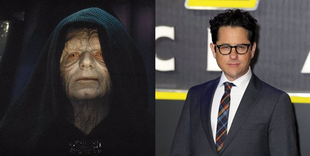 J.J. Abrams confirma el retorno de Palpatine en Star Wars: The Rise of Skywalker