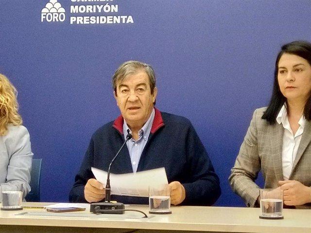 "28A.- ""Vox Es El Voto Útil Del PSOE"", Afirma Álvarez-Cascos"