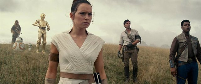 ¿Los Padres De Rey Aparecen En Star Wars: The Rise Of Skywalker)