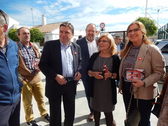 """Córdoba.- Planas (PSOE) llama a la colaboración de las administraciones para """"garantizar el desarrollo de zonas rurales"""""""
