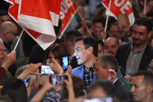Foto de archivo de Sánchez
