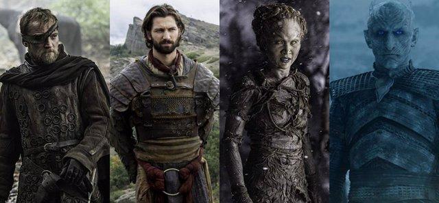 12 Personajes De Juego De Tronos Que Cambiaron De Actor