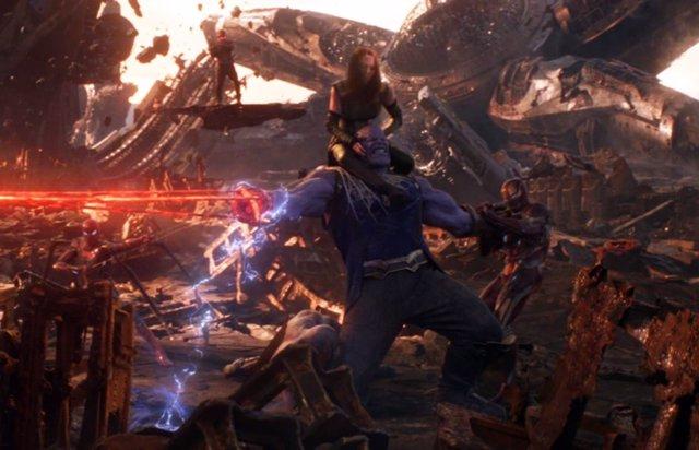 PARA SÁBADO Vídeo: Las estrellas de Vengadores: Endgame convierten Infinity War en un cuento infantil
