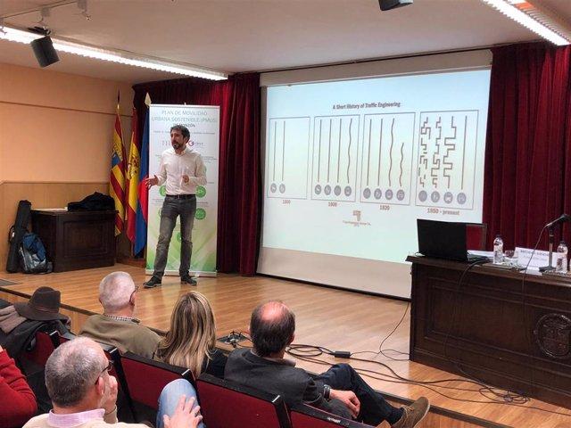 El Ayuntamiento de Monzón convoca una sesión este lunes para abordar el Plan de Movilidad Urbana Sostenible