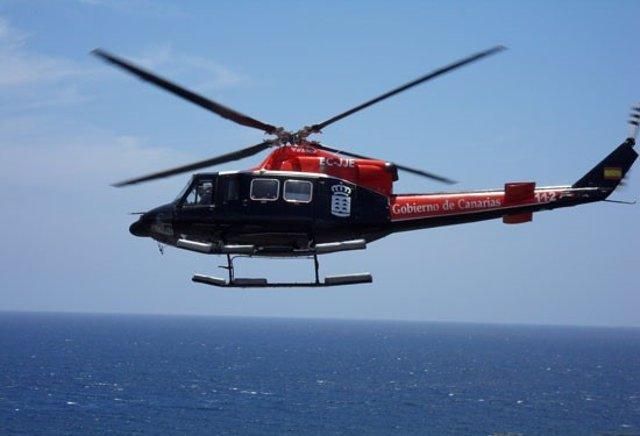 Sucesos.- Buscan a un hombre de 50 años que cayó al mar en la costa de Agaete (Gran Canaria)
